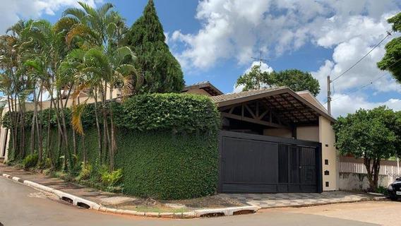 Casa Com 4 Dormitórios À Venda, 215 M² Por R$ 800.000 - Jardim Fortaleza - Paulínia/sp - Ca12876