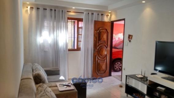 Casa Térrea 2 Dormitórios - Vila Galvão! - 00785-1