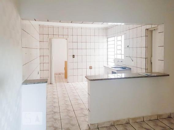 Casa Para Aluguel - Jardim Santa Emília, 2 Quartos, 55 - 893056415