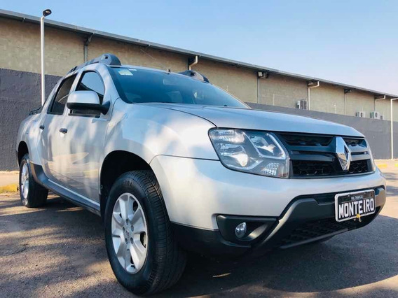 Renault Duster Oroch 1.6 2017 Picape Cabine Dupla!
