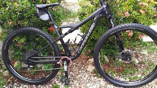 Bicicleta Mtb Doble Suspención, Cannondale Scalpel Si Carbón