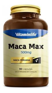Maca Peruana Max C/ Zma - Testosterona For Men - Vitaminlife