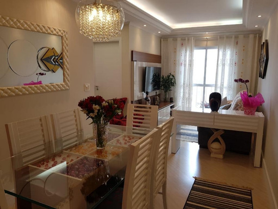 Apartamento À Venda, 63 M² Por R$ 340.000,00 - Vila Baeta Neves - São Bernardo Do Campo/sp - Ap1863