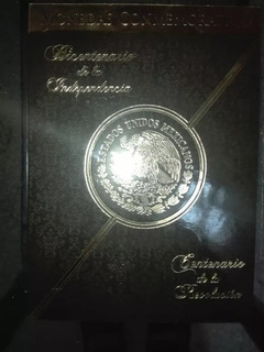 Coleccion De Monedas $5 Con Album Y Envio Gratis