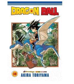 Dragon Ball - Edição 38 - Panini