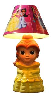 Lámpara Princesas De Disney Fiesta Niña Blanca Nieves Bella