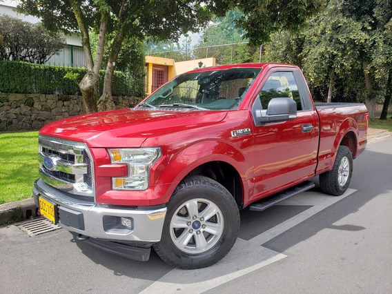 Ford F-150 Xlt Cab Sencilla 4x4 At 3.5cc