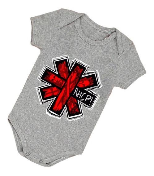Body Bebê Red Hot Chili Peppers Banda Rock Bebê Bori B065cz