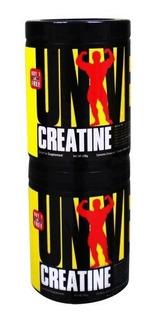 Creatine Powder 400g (combo) Suplemento Universal Nutrition