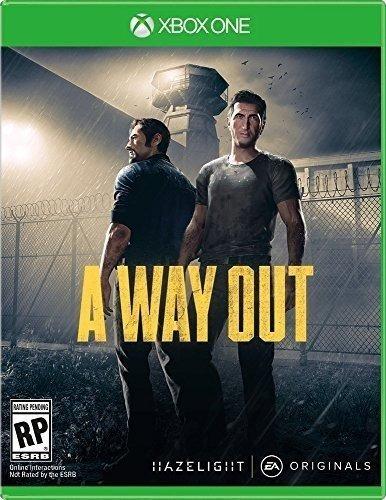 A Way Out - Xbox One - Midia Fisica! Nacional!
