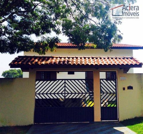 Imagem 1 de 30 de Casa Com 3 Dormitórios À Venda, 400 M² Por R$ 875.000,00 - Haras Bela Vista - Vargem Grande Paulista/sp - Ca2614