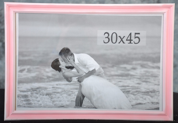 Portaretratos De Madera 30x45