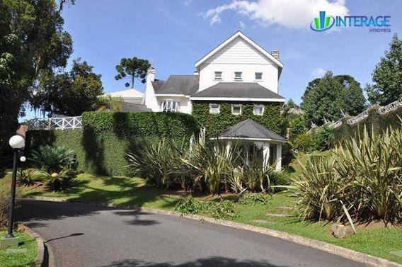 Casa Com 4 Dormitórios À Venda, 437 M² Por R$ 4.000.000 - Santa Felicidade - Curitiba/pr - Ca0315