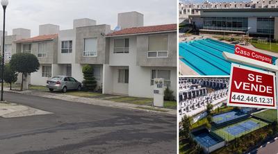 Se Vende Casa En Residencial Del Parque, Alberca, 3 Recámaras, Casa Club, Linda!