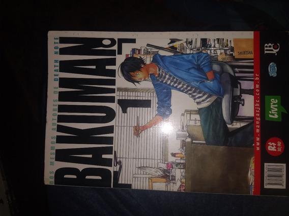 Manga -bakuman Vol 1