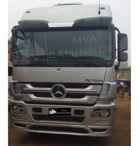 Imagem 1 de 4 de Caminhão Mercedes Actros 2646 - 6x4 T