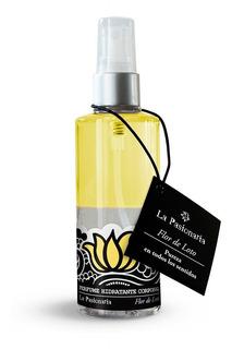 Perfume Hidratante Corporal Flor De Loto La Pasionaria