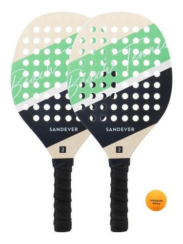 Raquetas Padel De Playa Set De Tenis De Playa Discover