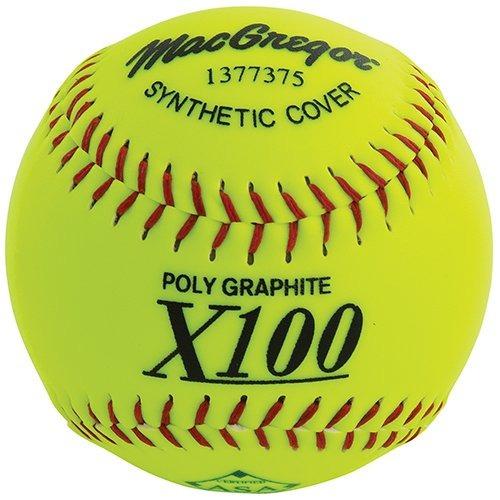 Macgregor X52re Asa Lenta Pitch Softball Sintético, 30,4