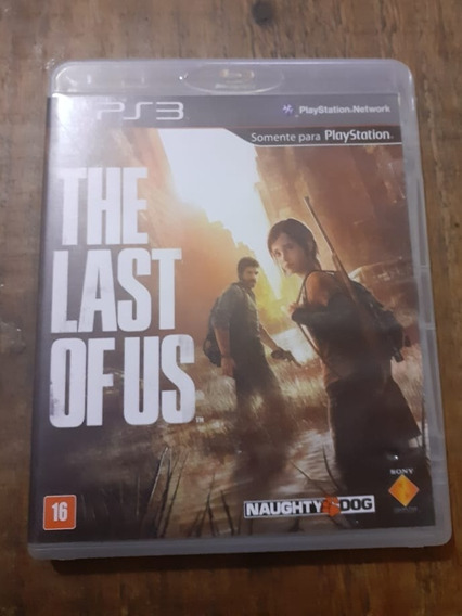 The Last Of Us, Ps3, Mídia Física