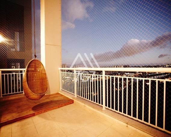 Apartamento Para Venda No Panamby - Ap02344 - 32147679