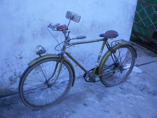 Bicicleta Antigua- Caloi Toda Original Unica De Coleccion