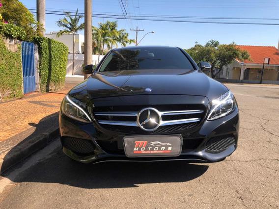 Mercedes-benz Classe C 2.0 Avantgarde Turbo 4p 184 Hp 2017