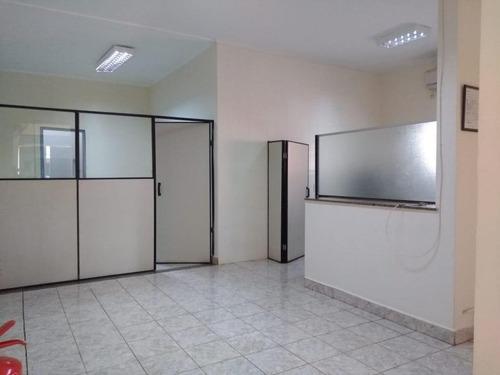 Salão À Venda, 160 M² Por R$ 350.000,00 - Jardim Paulista - Ribeirão Preto/sp - Sl0259