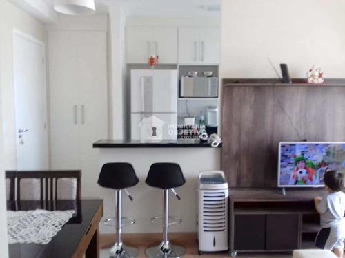 Apartamento Com 2 Dorms, Jardim Casablanca, São Paulo - R$ 280 Mil, Cod: 4073 - V4073