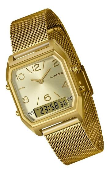 Relógio Lince Feminino- Promoção