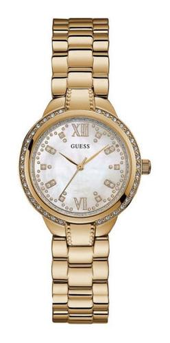 Relógio Guess Feminino Analógico Rosê 92664lpgdra2 W1016l3