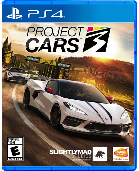 ..:: Project Cars 3 ::.. Ps4 En Game Center
