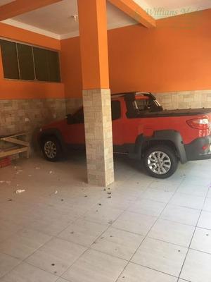 Sobrado Residencial À Venda, Parque Continental Ii, Guarulhos. - So1072