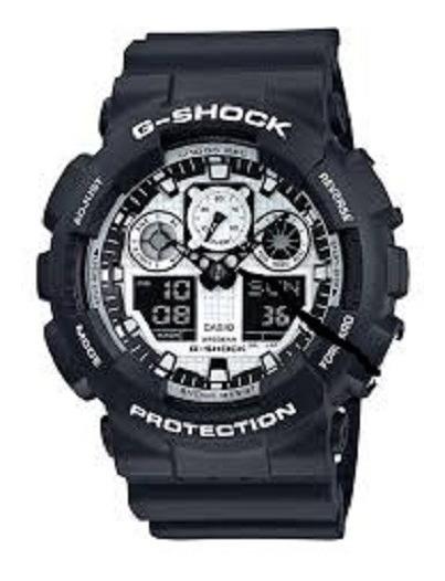 Relógio Casio G Shock G-a100bw