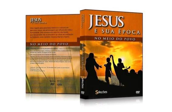 Dvd Jesus E Sua Época No Meio Do Povo 1991 Volume2
