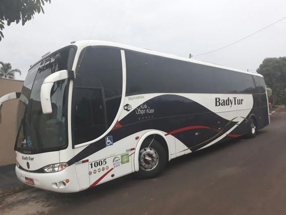 Ônibus Leito 34 Lugares - 14 Mt - Motor Novo - Ano 2004