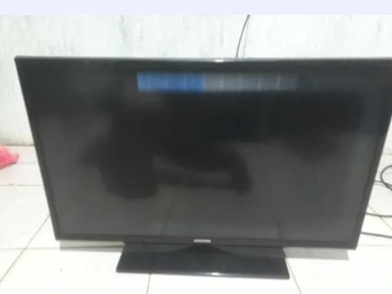 Tv Samsung Un32fh4205g Com Defeito Não Imagem Para Manutençã
