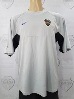 Gcr09 Camisa Oficial Boca Juniors 2003 Treino G 77x57