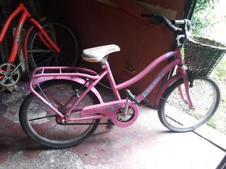 Vendo 3 Biciclas Rodado 14 Y 16 Juntas O Por Separado