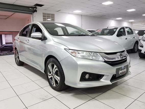 Honda City Ex 1.5 Cvt (flex) (aut) 2015 Km Baixa!!