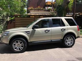 Land Rover Freelander 2 Hse V6, Unico Dueño, Techo, Cuero