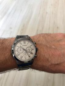 Relógio Fóssil, Original, Pouco Uso , Unissex,