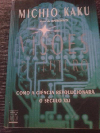 Livro Visões Do Futuro
