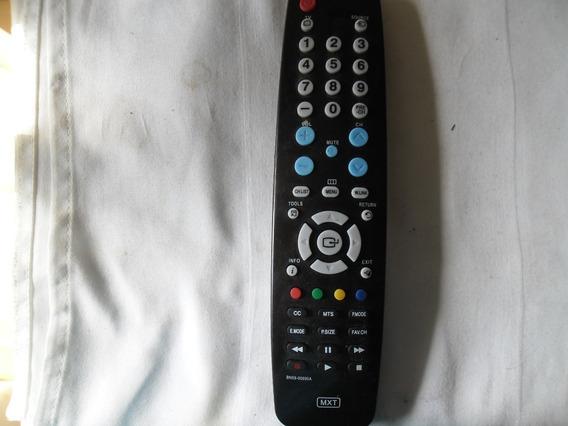 Controle Remoto Tv Lcd Samsung Bn59-00690a Novo