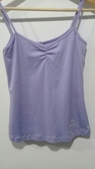 Musculosa Lonsdale Rosa Deportiva