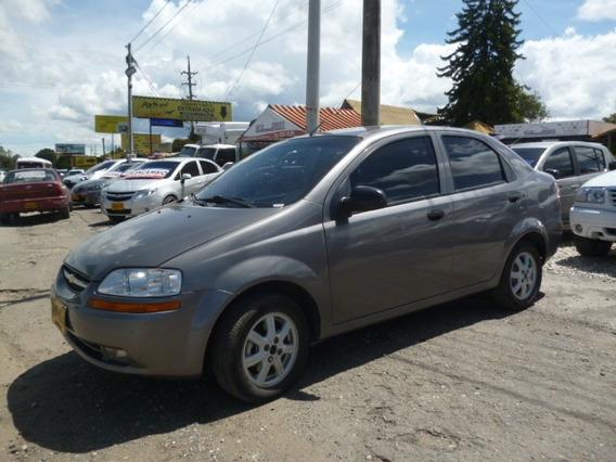 Chevrolet Aveo Family 2013 1.5 Gris