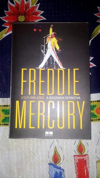 Livro Freddie Mercury A Biografia Definitiva. Muito Barato