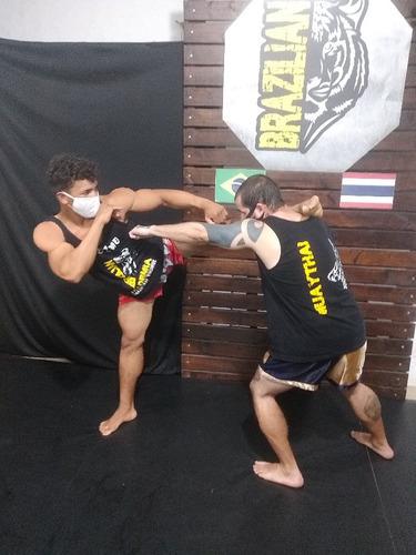 Imagem 1 de 1 de Treinos Muay Thai