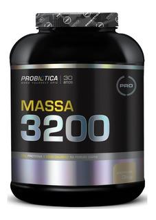 Massa 3200 Anticatabolica 3kg - Probiotica - Promoção