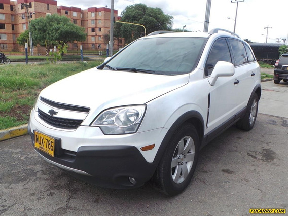 Chevrolet Captiva Sport At 2400 Cc Aa